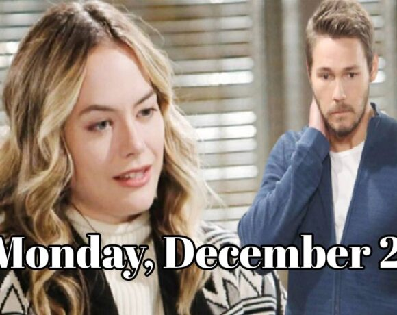 The Bold and The Beautiful Spoilers Monday, December 21, 2020
