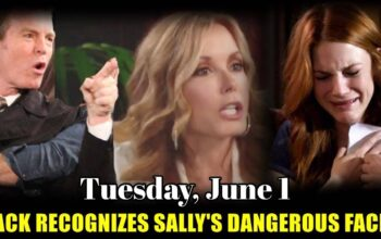 The Young and The Restless Spoilers For Tuesday, June 1, YR