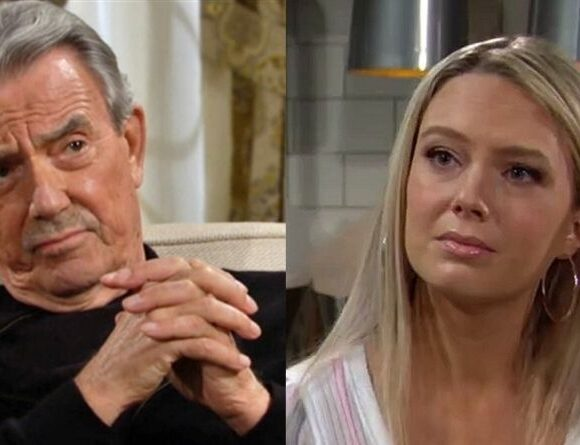 The Young and the Restless Spoilers Friday, October 15, Y&R