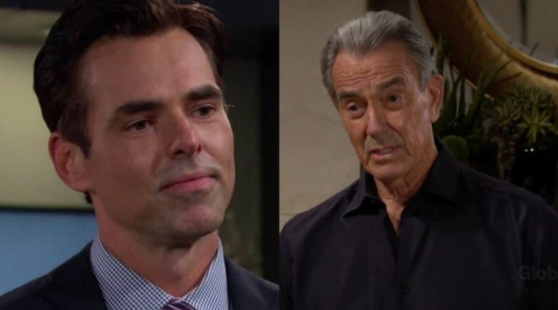 The Young and the Restless Spoilers Monday, October 11, Y&R